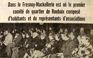 Comité Quartier Fresnoy