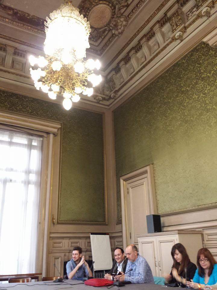 Salle du conseil d'administration (photo GS)