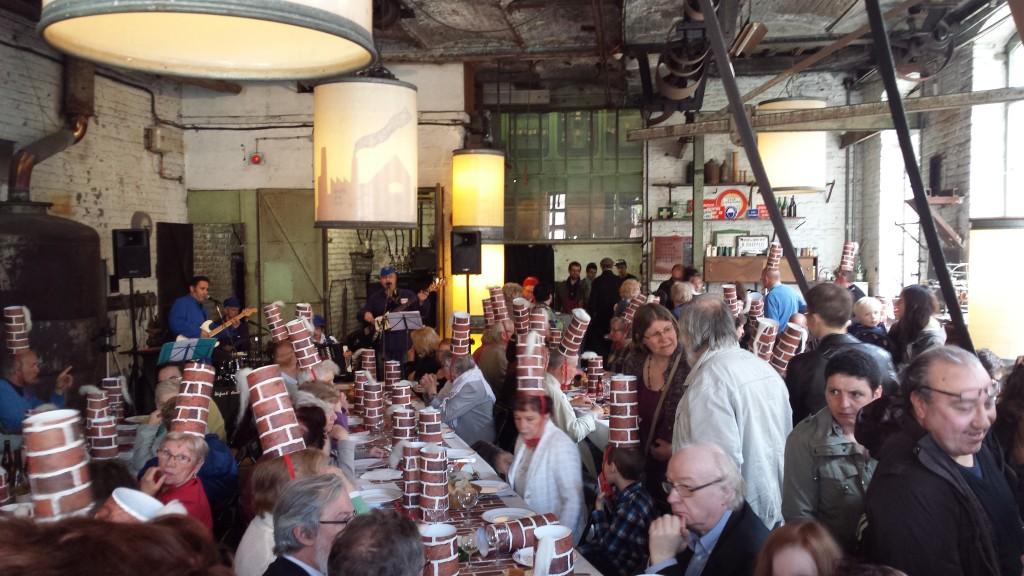 """Le """"banquet des cheminées"""" 2014 au Non-Lieu"""