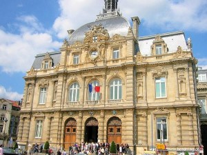 Hôtel de Ville de Tourcoing (photo Nordmag)