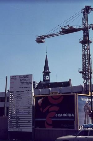 Les travaux...de 1977 ! image www.bn-r.fr