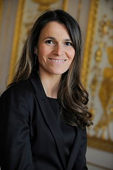 Aurélie Filipetti, ministre de la Culture et de la Communication