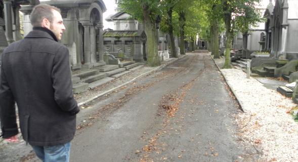 cimetière et conservateur