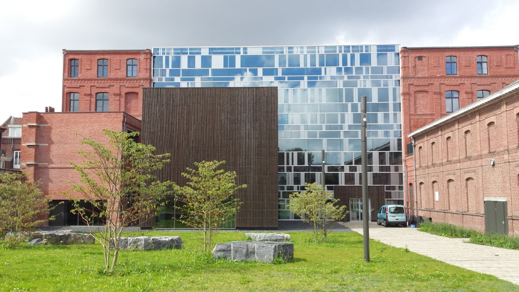 Une rentrée ensoleillée au Conservatoire de Roubaix