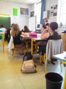 Visite école Montaigne 2