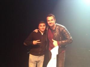 A2K et Arnaud Ducret