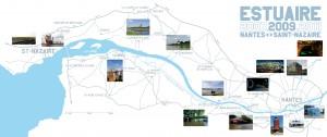 """L'opération """"Estuaire"""" se déploie de Nantes à St Nazaire..."""